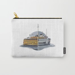 Ferries - nyc vs istanbul Carry-All Pouch