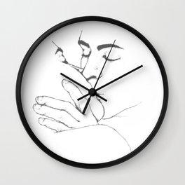 tasteful Wall Clock