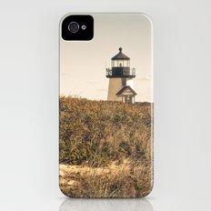 Nantucket Lighthouse iPhone (4, 4s) Slim Case
