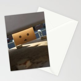 Danbo Through the Letterbox Stationery Cards