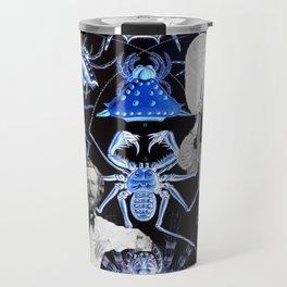 Haeckel's Cure for Arachnophobia Travel Mug