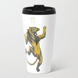Lion Travel Mug