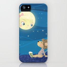 Lav & Luna iPhone Case