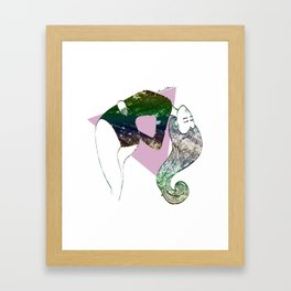 Love, the Road to Awe Framed Art Print