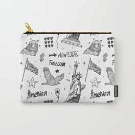 America art#2 Carry-All Pouch
