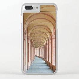 Portico Clear iPhone Case
