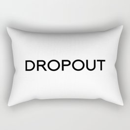 DROPOUT Rectangular Pillow