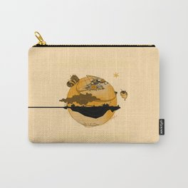Eskisehir and Invisible World Carry-All Pouch