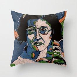 Simone Weil Throw Pillow