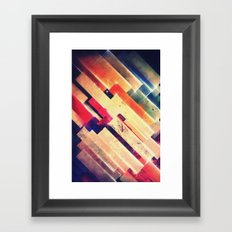 bybblz Framed Art Print