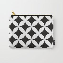 Shippo (cloisonne)Geometric Pattern Carry-All Pouch