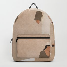Stepping Up Backpack