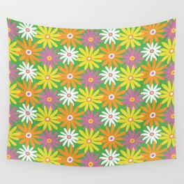 Daiseez-Crayon Colors Wall Tapestry