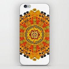 Patterned Sun iPhone & iPod Skin
