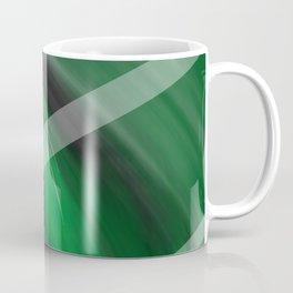 Never Ending Green Coffee Mug