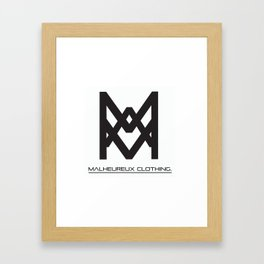 Logo (Official) Framed Art Print