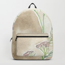Pink Yarrow Backpack