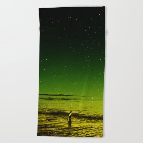 Lost Surfer Star Series Beach Towel
