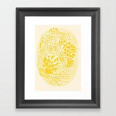 lifecycle Framed Art Print