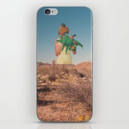 And We Haven't Been Back There Since Then iPhone Skin