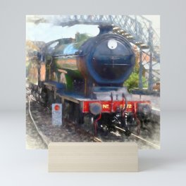 LNER B12 – 8572 Steam Train Mini Art Print