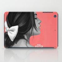 pocahontas iPad Cases featuring Pocahontas by kevinci