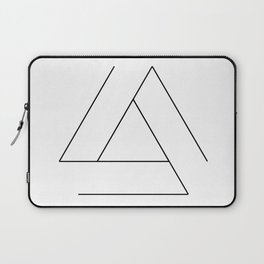 Triangle Part 3 Laptop Sleeve