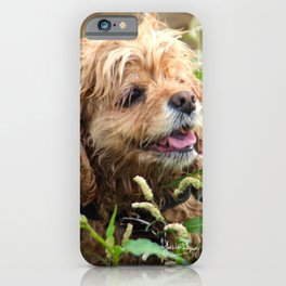 Living the adventure iPhone Case