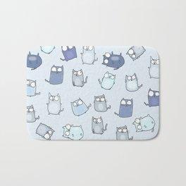 Cute Cats! Bath Mat
