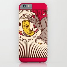Go, Red Five, Go! iPhone 6 Slim Case