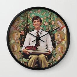 High Chair Wall Clock