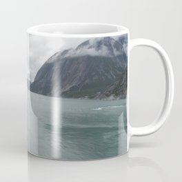 Looking out Endicott Arm Coffee Mug