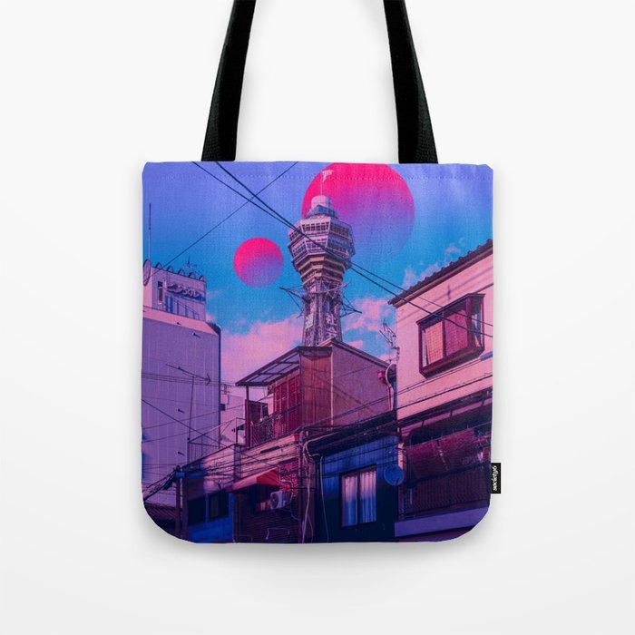 Osaka 2084 Tote Bag