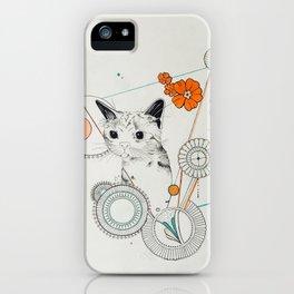 Cat Scammer iPhone Case