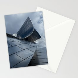 wd concert hall Stationery Cards