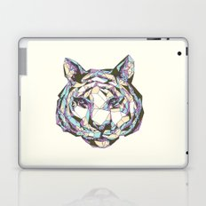 Crystal Tiger Laptop & iPad Skin