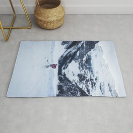 Lake Louise Hockey Rug