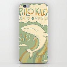 Rilo Kiley iPhone Skin