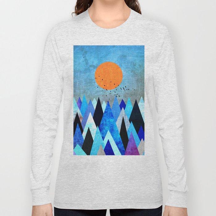 Blue Nature XXV Long Sleeve T-shirt