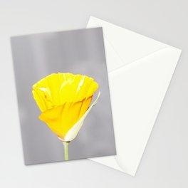 Poppy flower Stationery Cards