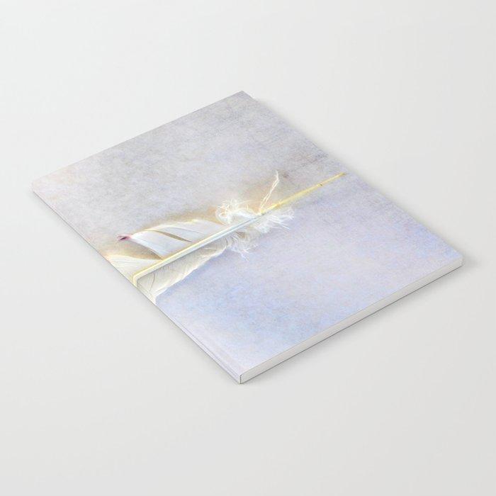 FEATHER LIGHT Notebook