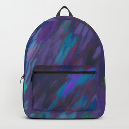 Purple Rain Backpack
