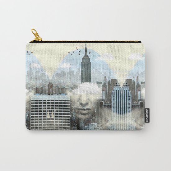 New York City Shift Carry-All Pouch