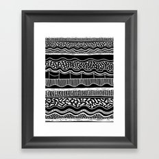ABIODUN Framed Art Print