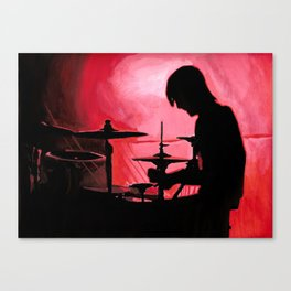 Hot Beat Canvas Print