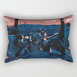 Home remember remember remember Rectangular Pillow