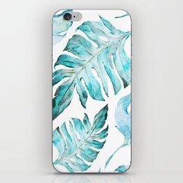 love tropical iPhone Skin