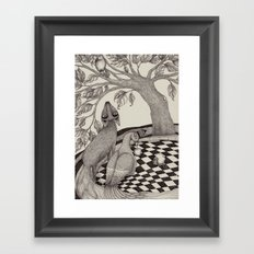 The Golden Apples (1) Framed Art Print