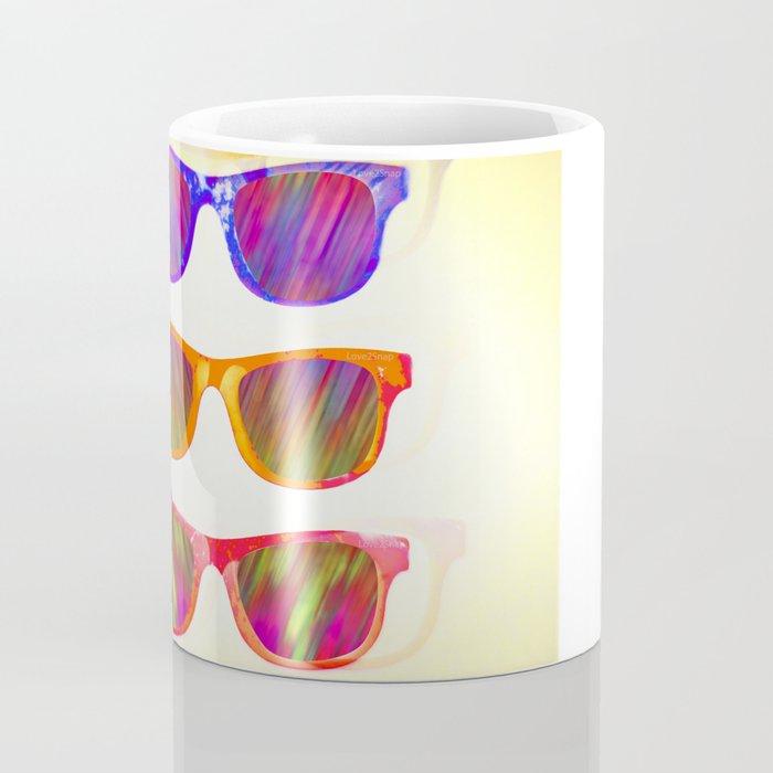 Sunglasses In Paradise Coffee Mug