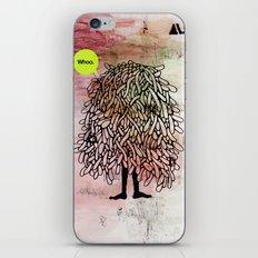 Whoo. iPhone & iPod Skin